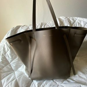 Celine Medium Cabas Phantom Tote Handbag Authentic